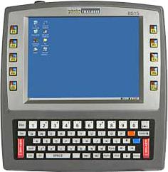 Terminal embarqué Psion 8515